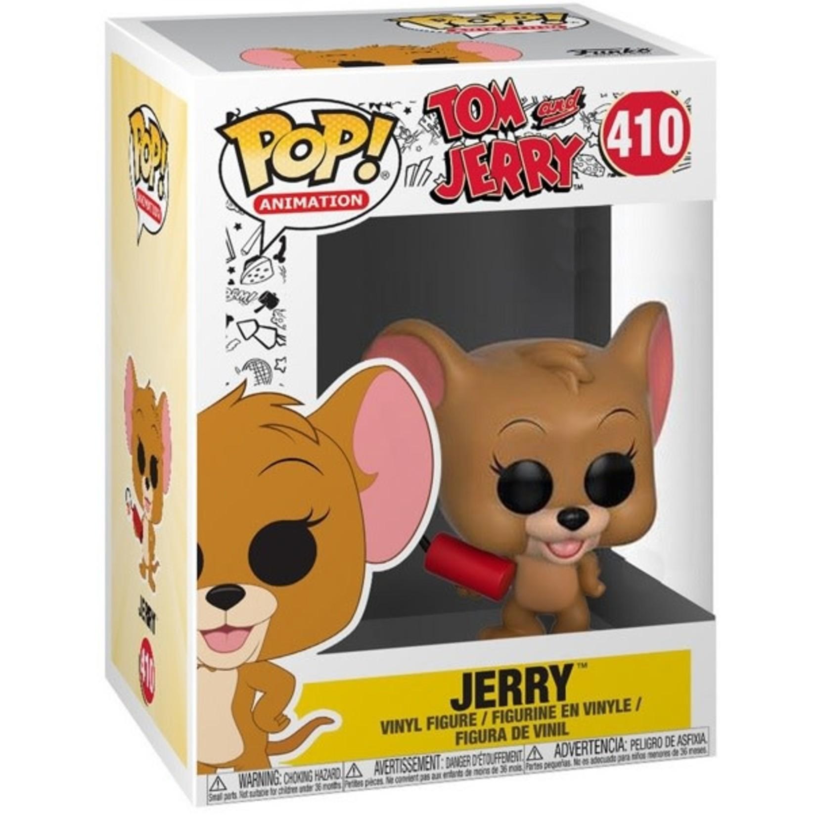 Funko Pop! POP! Movies Tom & Jerry - Jerry