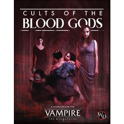 Vampire The Masquerade : Cults of the Blood Gods (ENG)