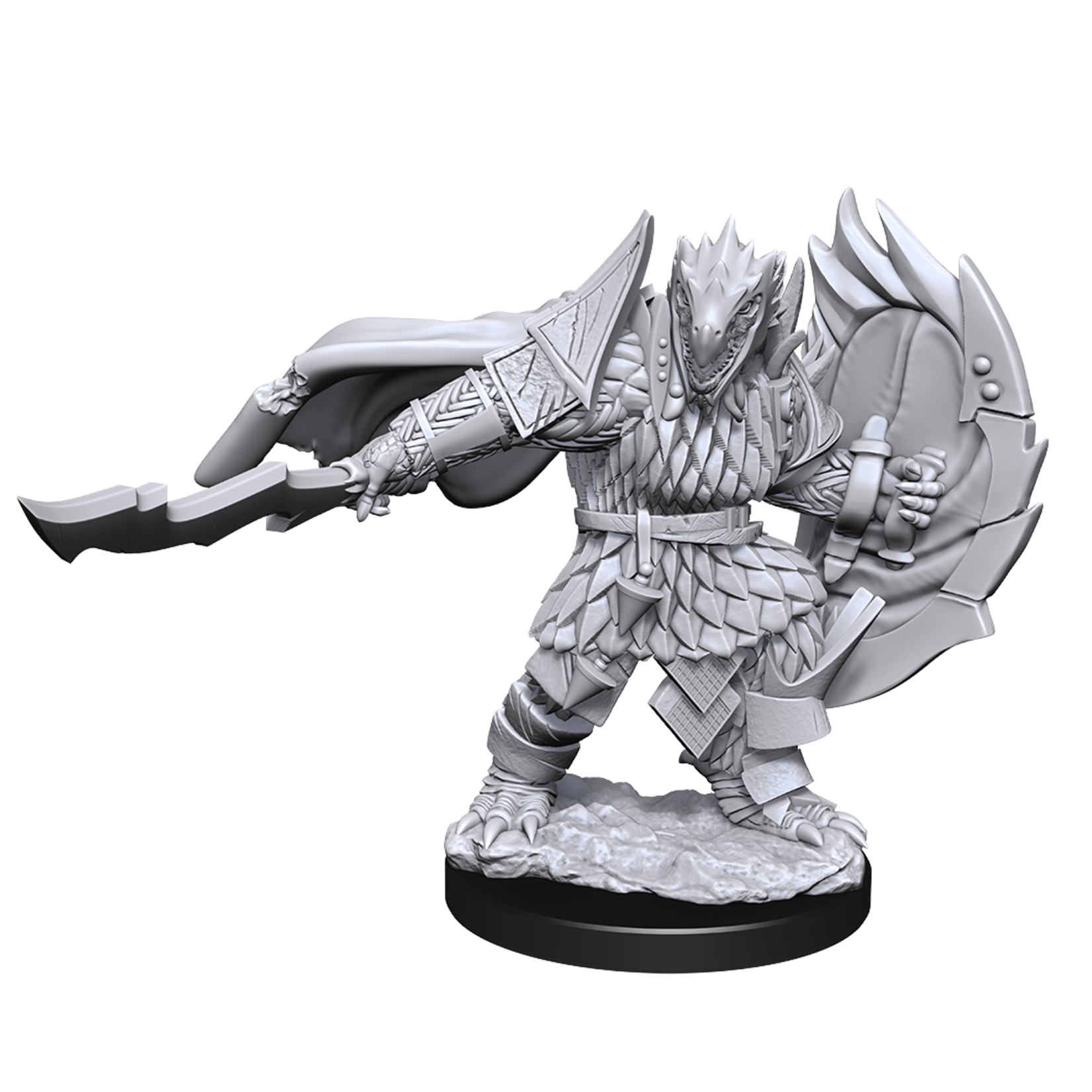 Wizkids Dragonborn Fighter Male