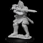 Wizkids Hobgoblin Fighter Male & Hobgoblin Wizard Female