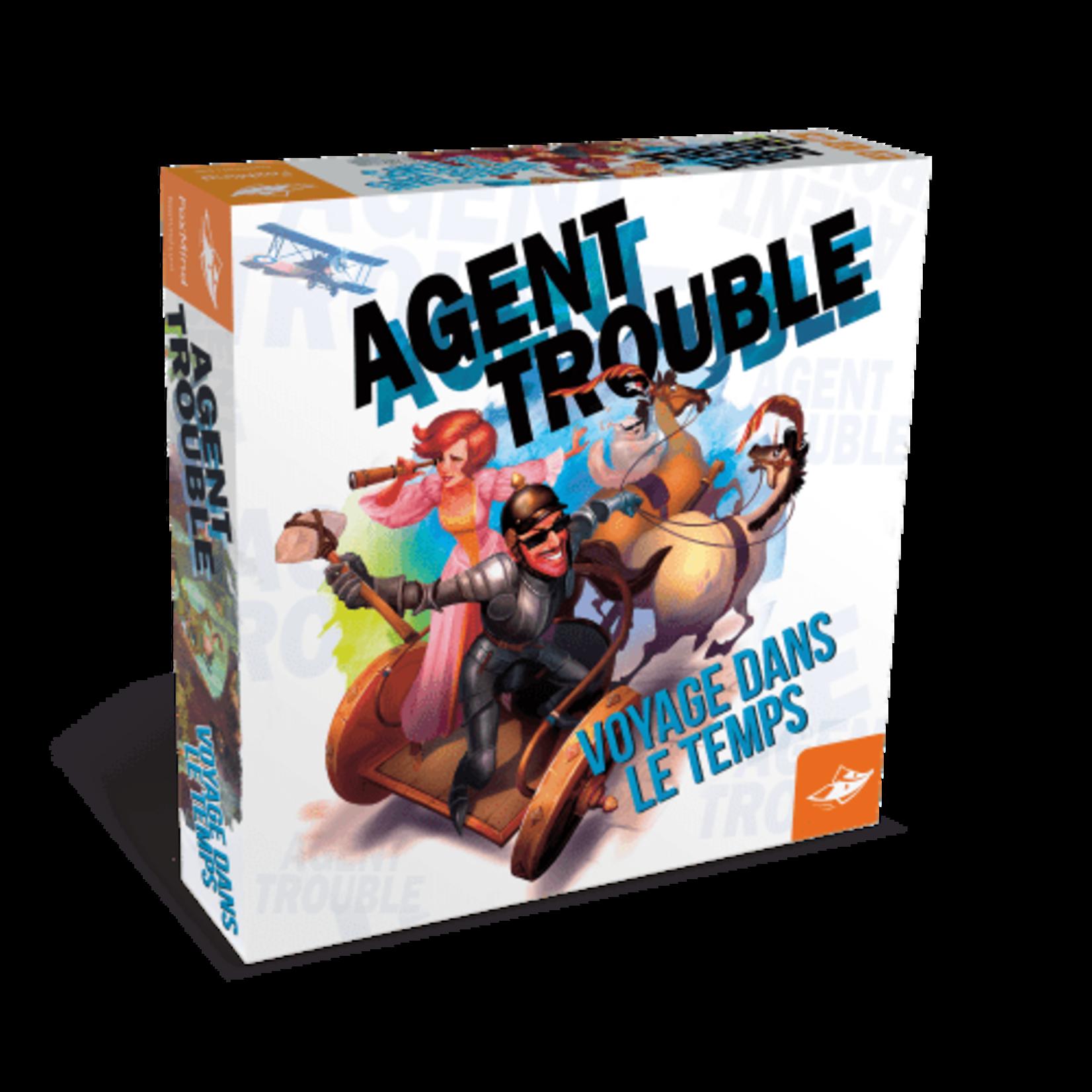 FoxMind Agent Trouble Voyage dans le Temps