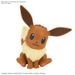 Bandai Pokemon Model Kit Quick!! 04 Eevee