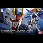 Bandai RG 1/144 #05 Freedom Gundam