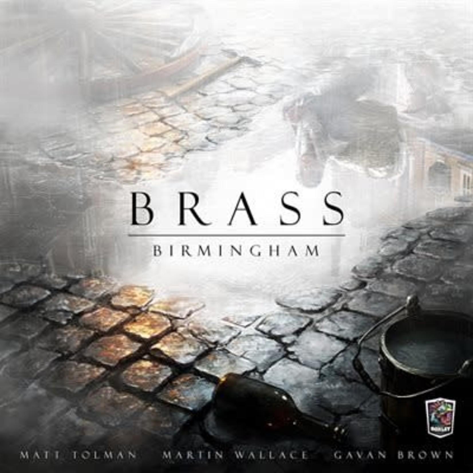 Roxley Games Brass Birmingham (Anglais)