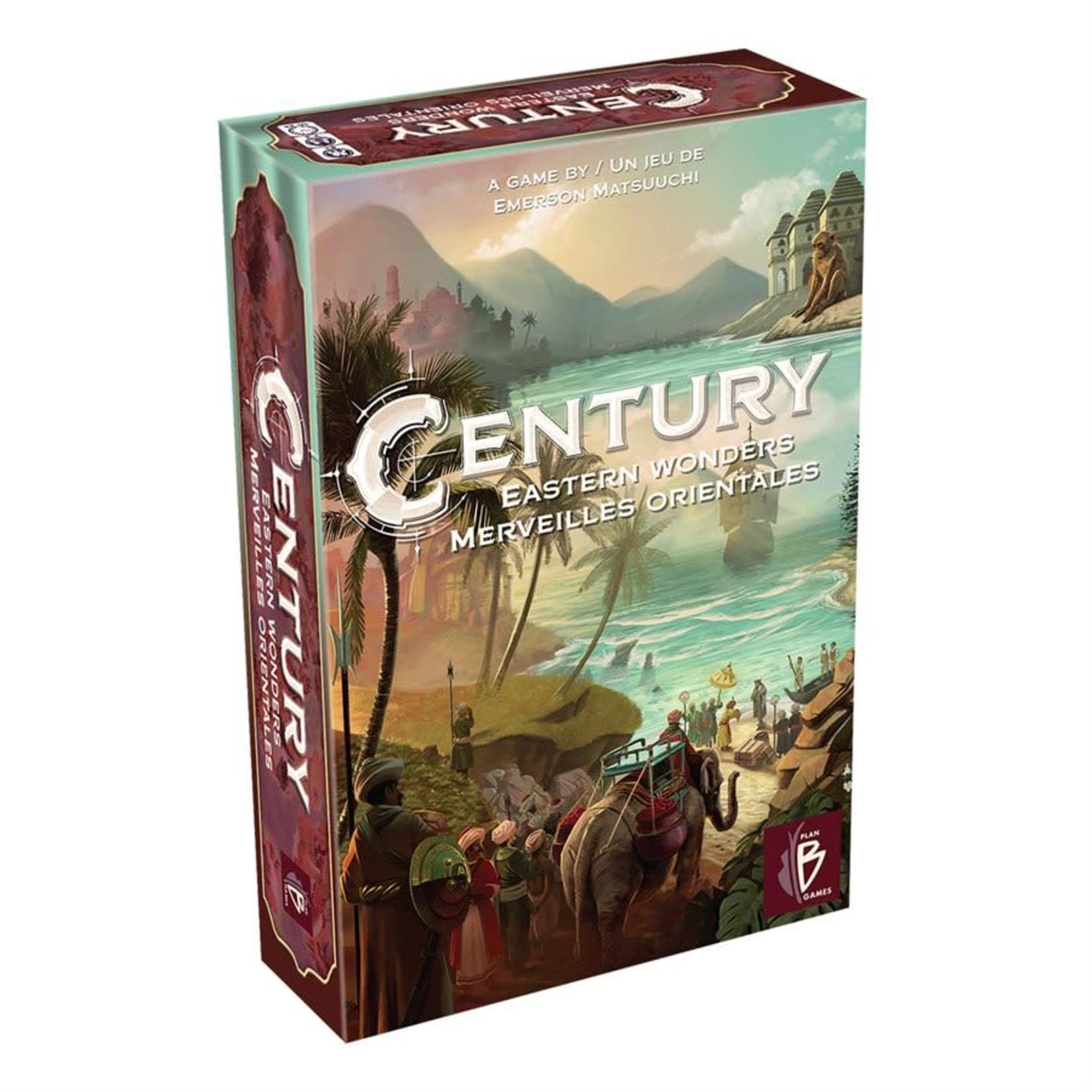 Plan B Games Century - Eastern Wonders (Multi)