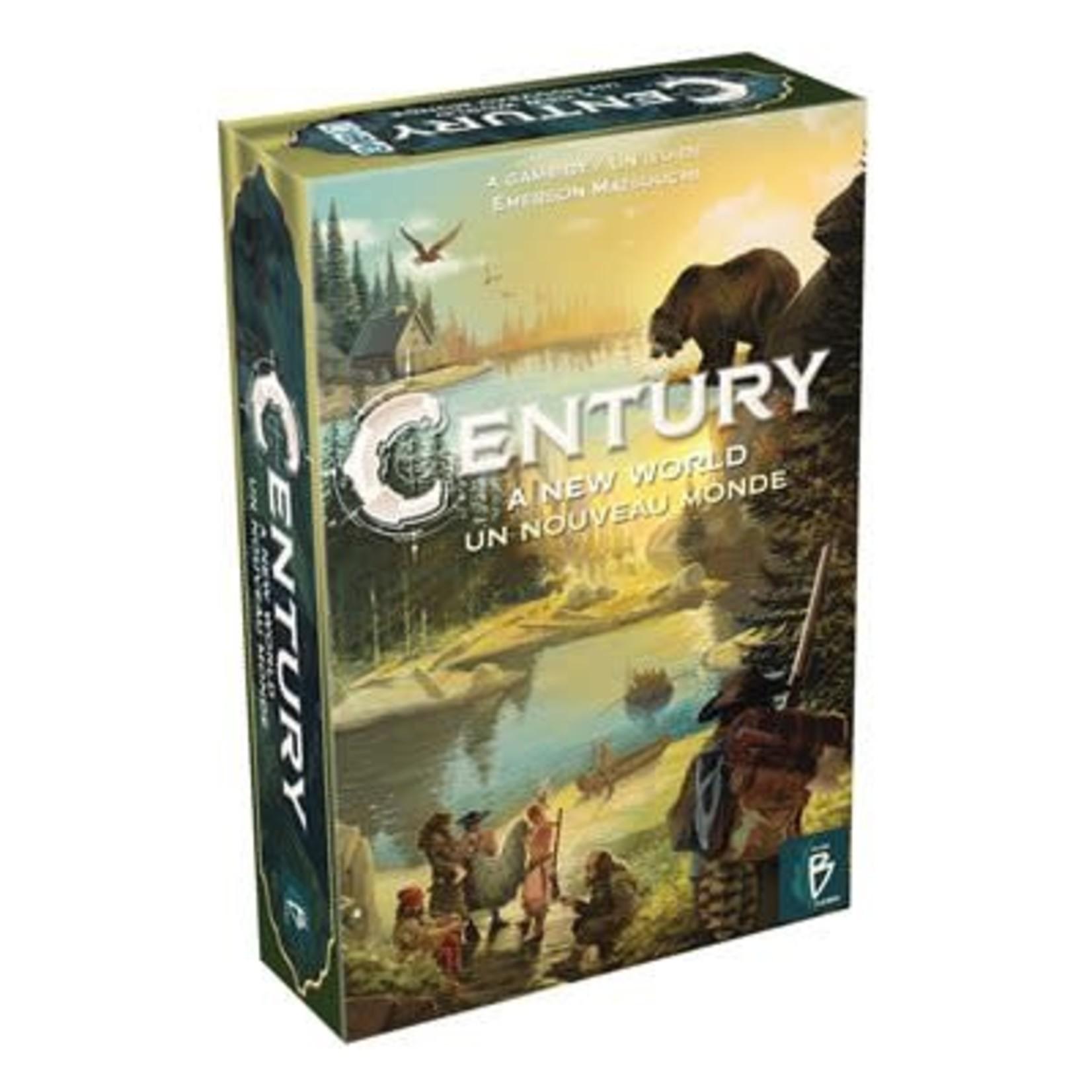 Plan B Games Century - Un nouveau monde (Multi)