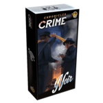 Lucky Duck  Games Chronicles of crimes - Noir (FR)