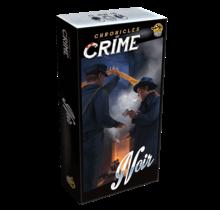 Chronicles of crimes - Noir (FR)