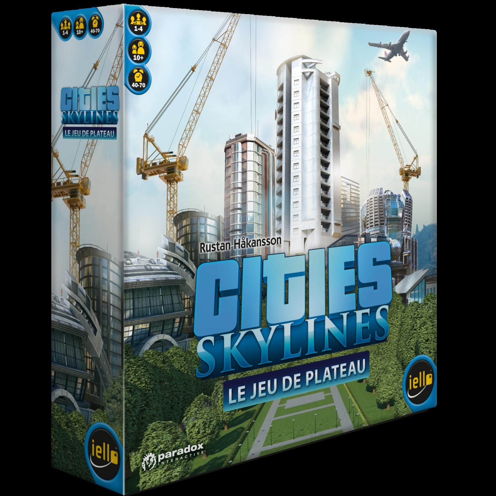 Iello Cities Skyline (French)