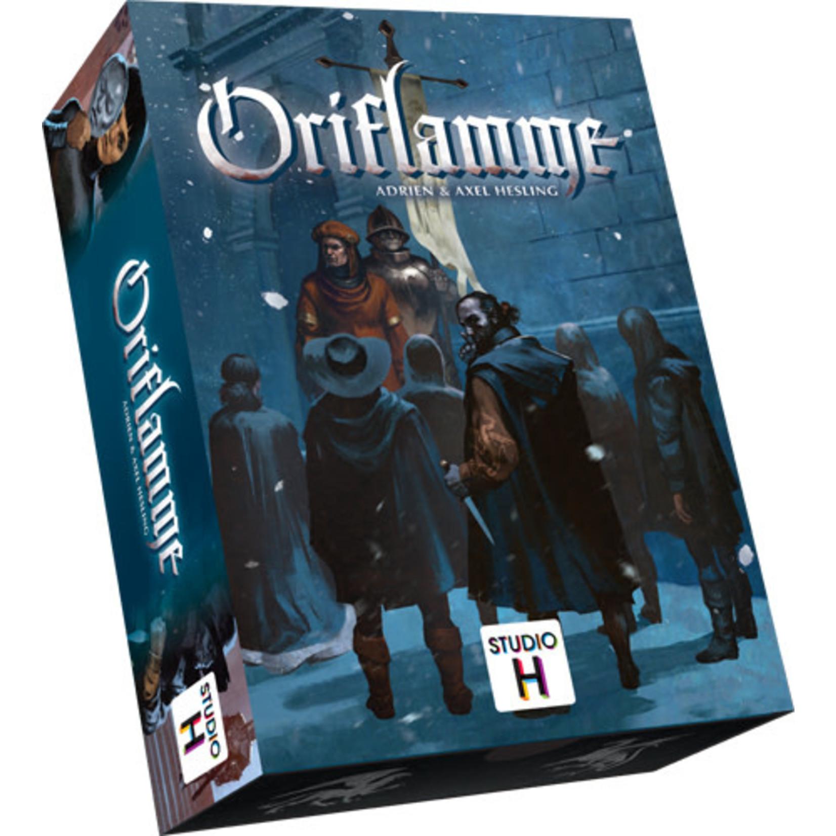 Stuido H Oriflamme