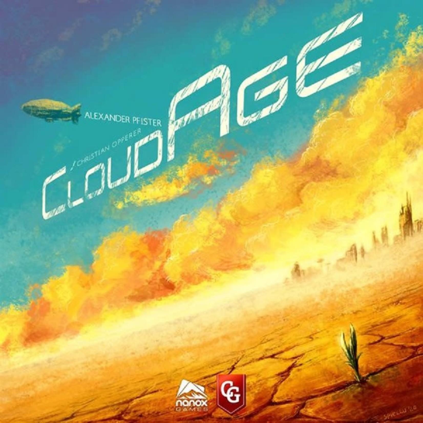 Nanox Games CloudAge (Anglais)