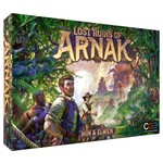 Czech Games Edition Lost Ruins of Arnak (Anglais)