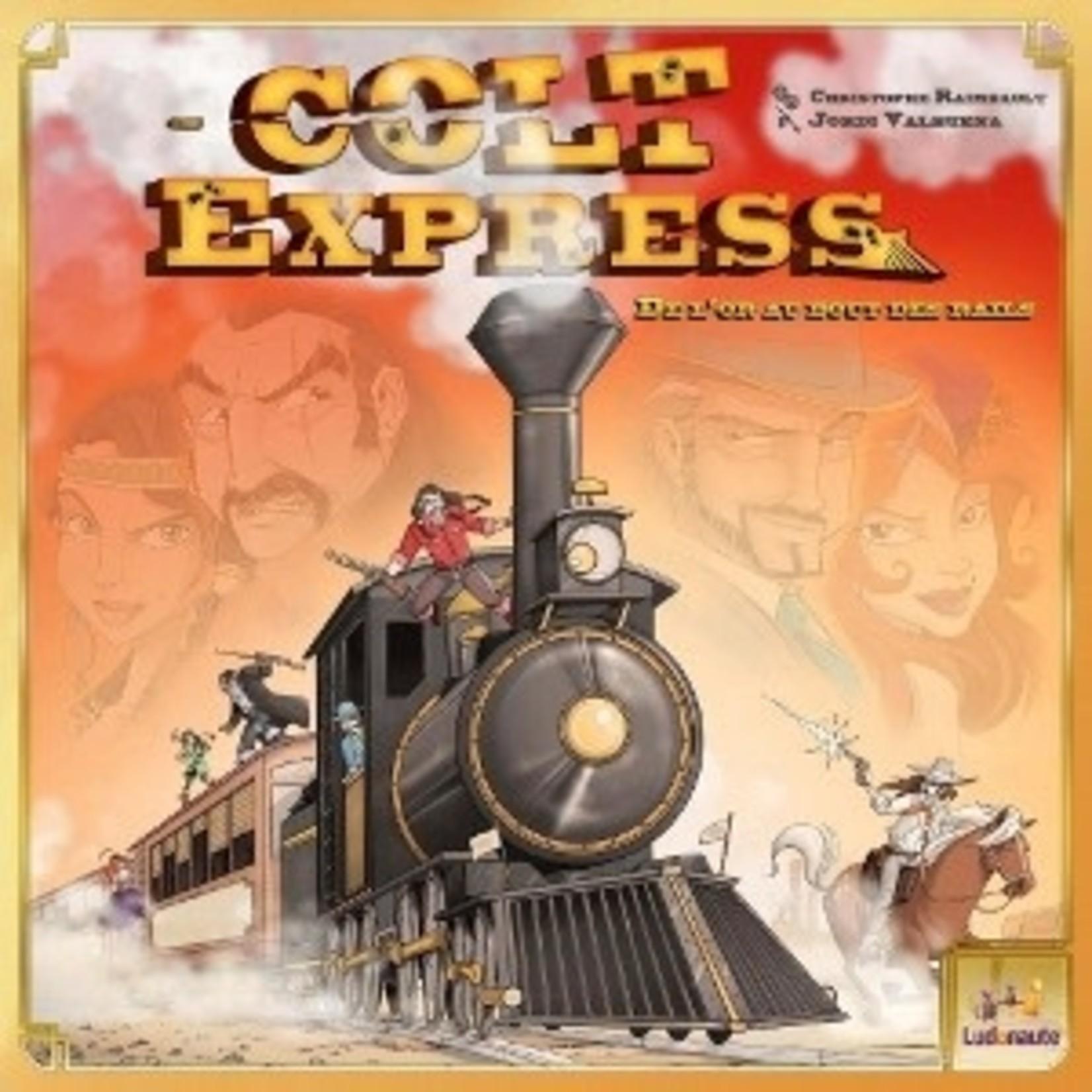 Ludonaute Colt Express (Francais)