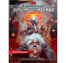 D&D Waterdeep: Dungeon of the Mad Mage (English)