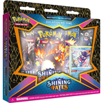 Pokemon Pokemon Shining Fates Party Pin Collection - Galarian Mr. Rime