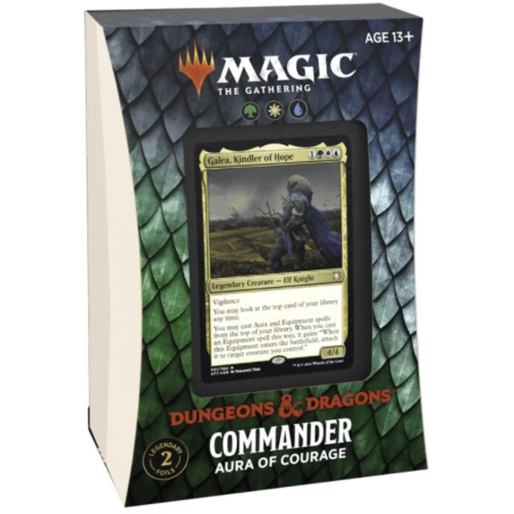 Magic The Gathering Magic the Gathering D&D Commander