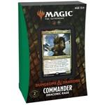 Magic The Gathering Magic the Gathering D&D Commander Draconic Rage