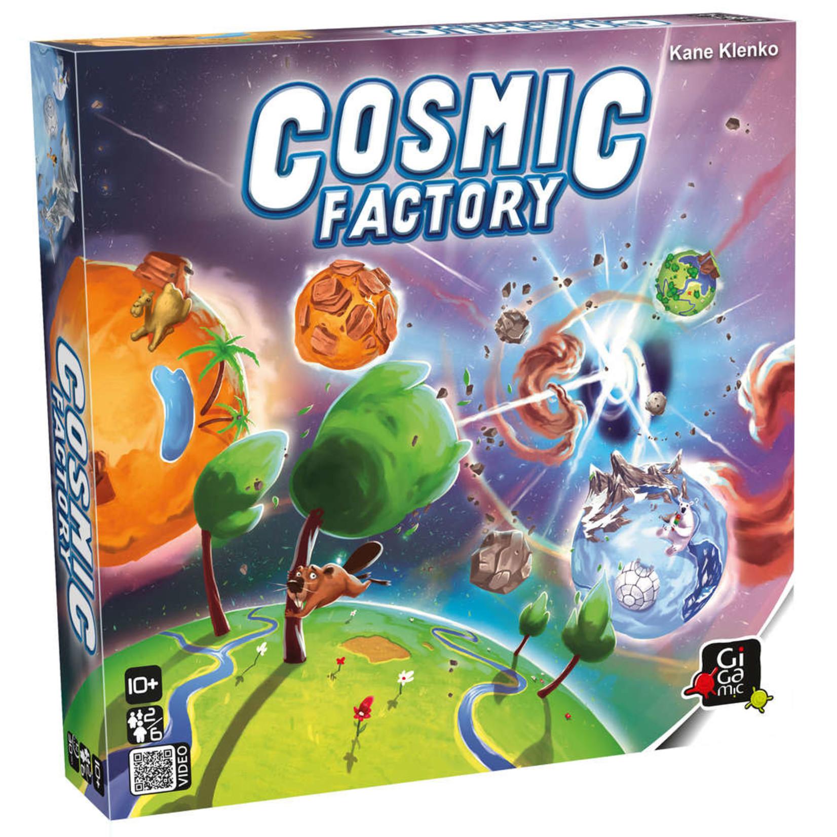 Gigamic Cosmic Factory (Français)