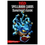 Dongeons & Dragons Dungeons & Dragons Spellbook Cards Xanathars Guide (English)