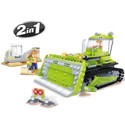 Construction - 2 en 1 Bulldozer