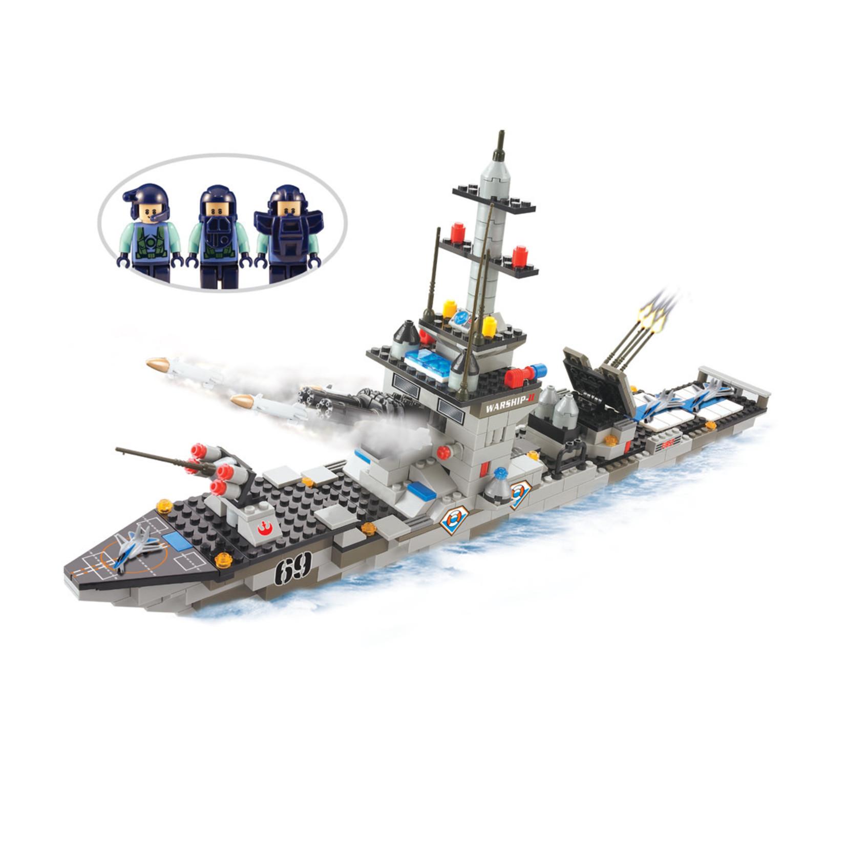 Brictek Navy Fregate
