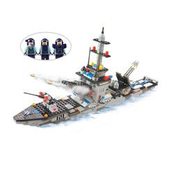 Navy Fregate