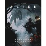 Free League Alien RPG Destoyer of Worlds Boxed Adventure