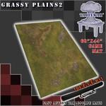 F.A.T Mats F.A.T. Mats: Grassy Plains 2 60X44