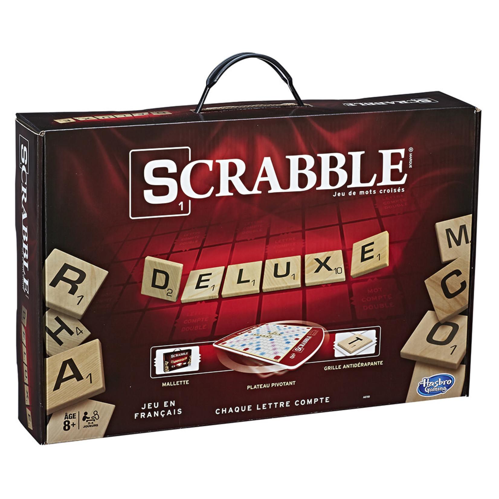 Hasbro Scrabble de Luxe