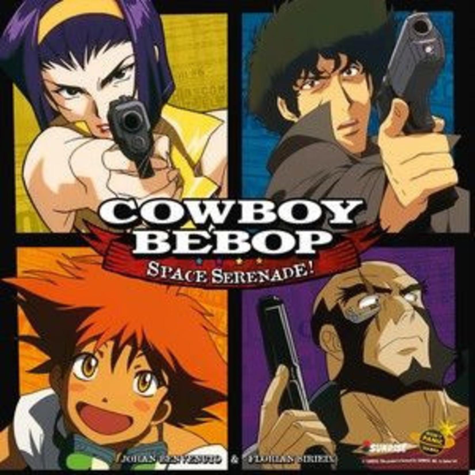 Don't Panic Games Cowboy Bebop - Space Serenade (FR)