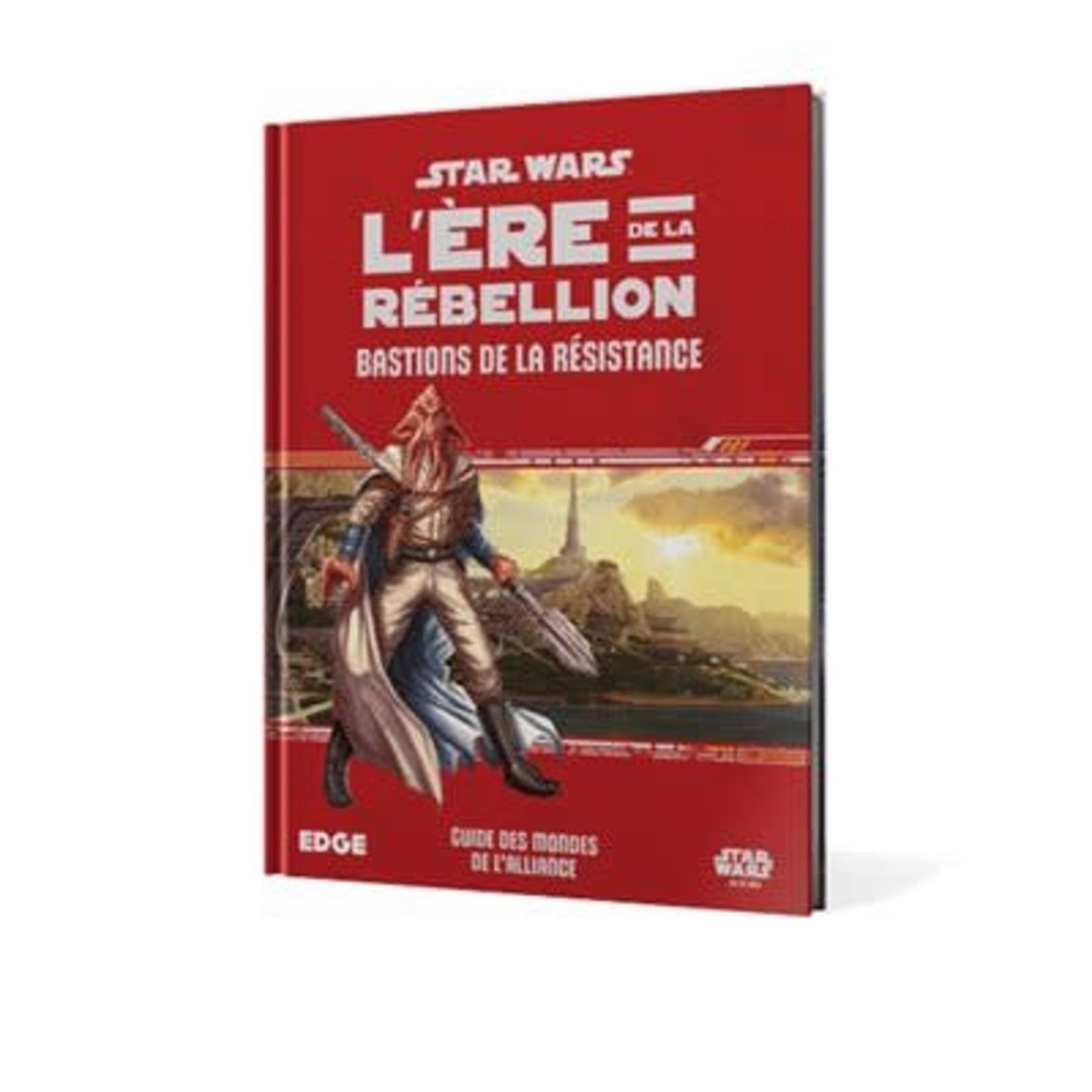 Fantasy Flight Games Ensemble Star Wars L'Ére de la rébellion (French)