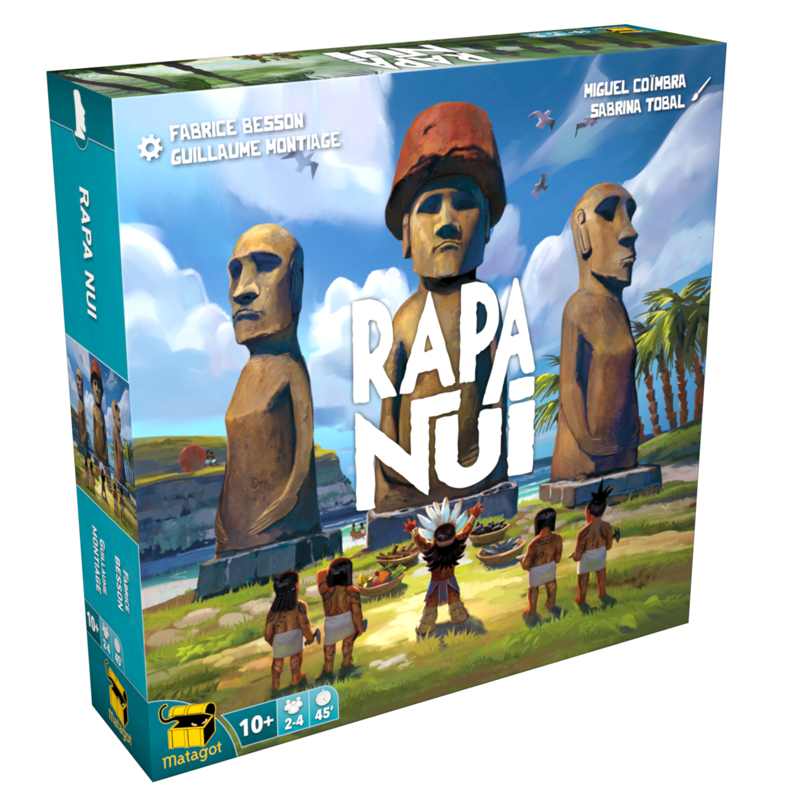 Matagot Rapa Nui (Multilingue)