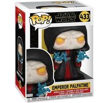POP! Star Wars EP9 - Revitalized Palpatine