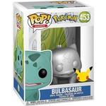 Funko Pop! POP! Games Pokemon - Bulbasaur Silver Metallic