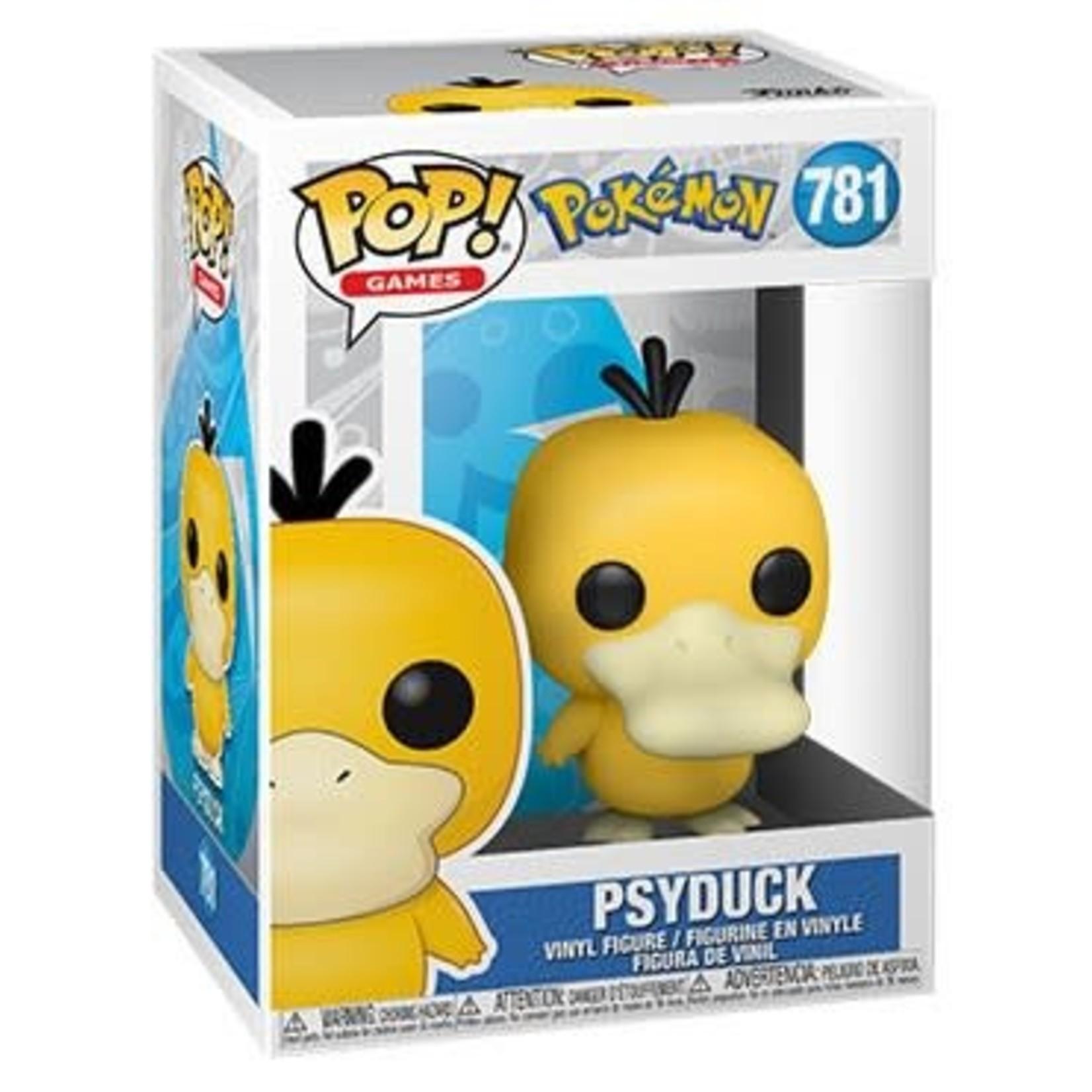 Funko Pop! POP! Games Pokemon - Psyduck