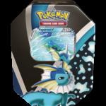 Pokemon Pokemon Eevee Evolutions V Tin Vaporeon