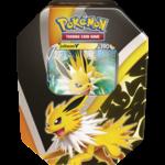 Pokemon Pokemon Eevee Evolutions V Tin Jolteon