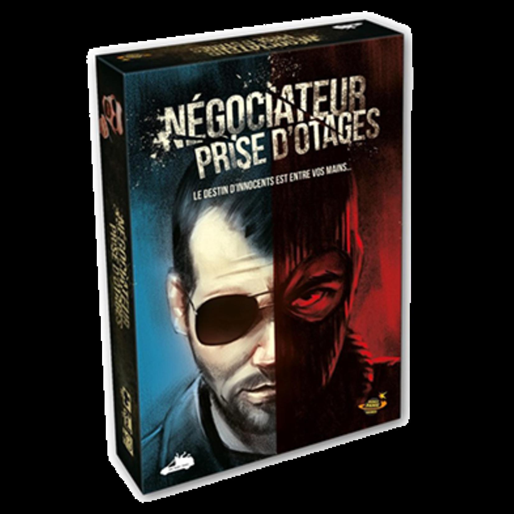 Négociateur - Prise d'otages (Fr)
