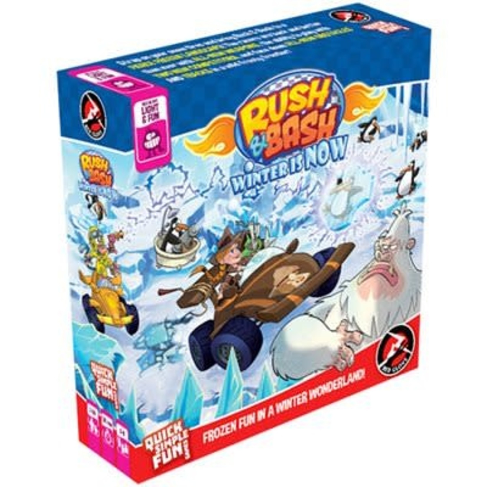 Rush & Bash : winter is now (Multi)