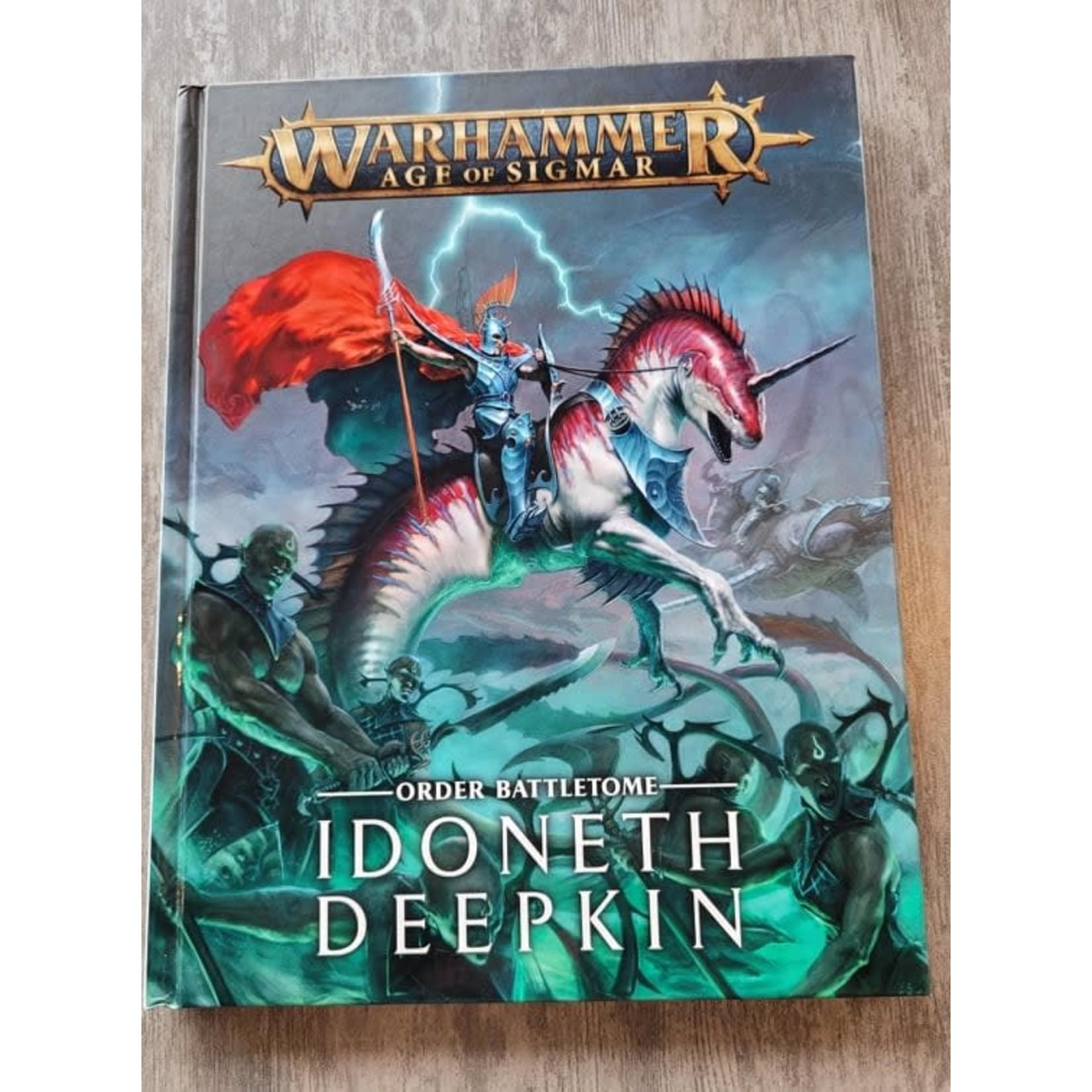 Age of Sigmar Battletome: Idoneth Deepkin (ENG)