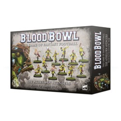 BloodBowl : The Athelorn Avengers