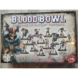 BloodBowl : The Champions of Death
