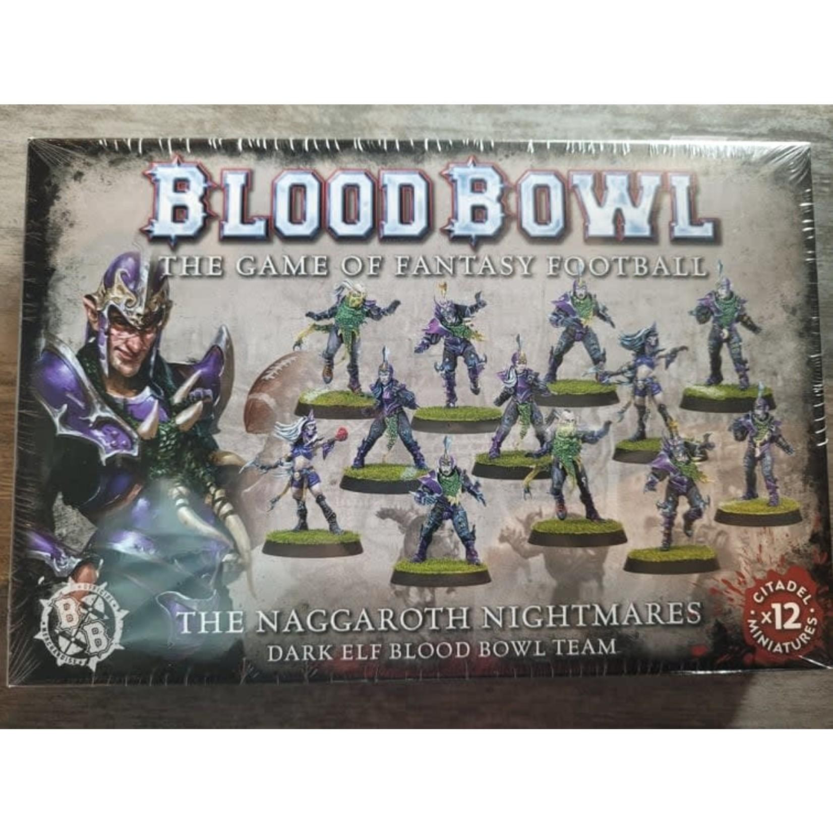 Blood Bowl BloodBowl : The Naggaroth Nightmares - Dark Elf
