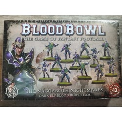 BloodBowl : The Naggaroth Nightmares - Dark Elf