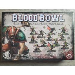 BloodBowl : The Skavenblight Scramblers