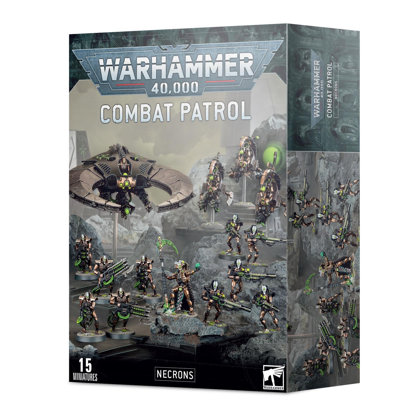 Warhammer 40K Combat Patrol Necrons