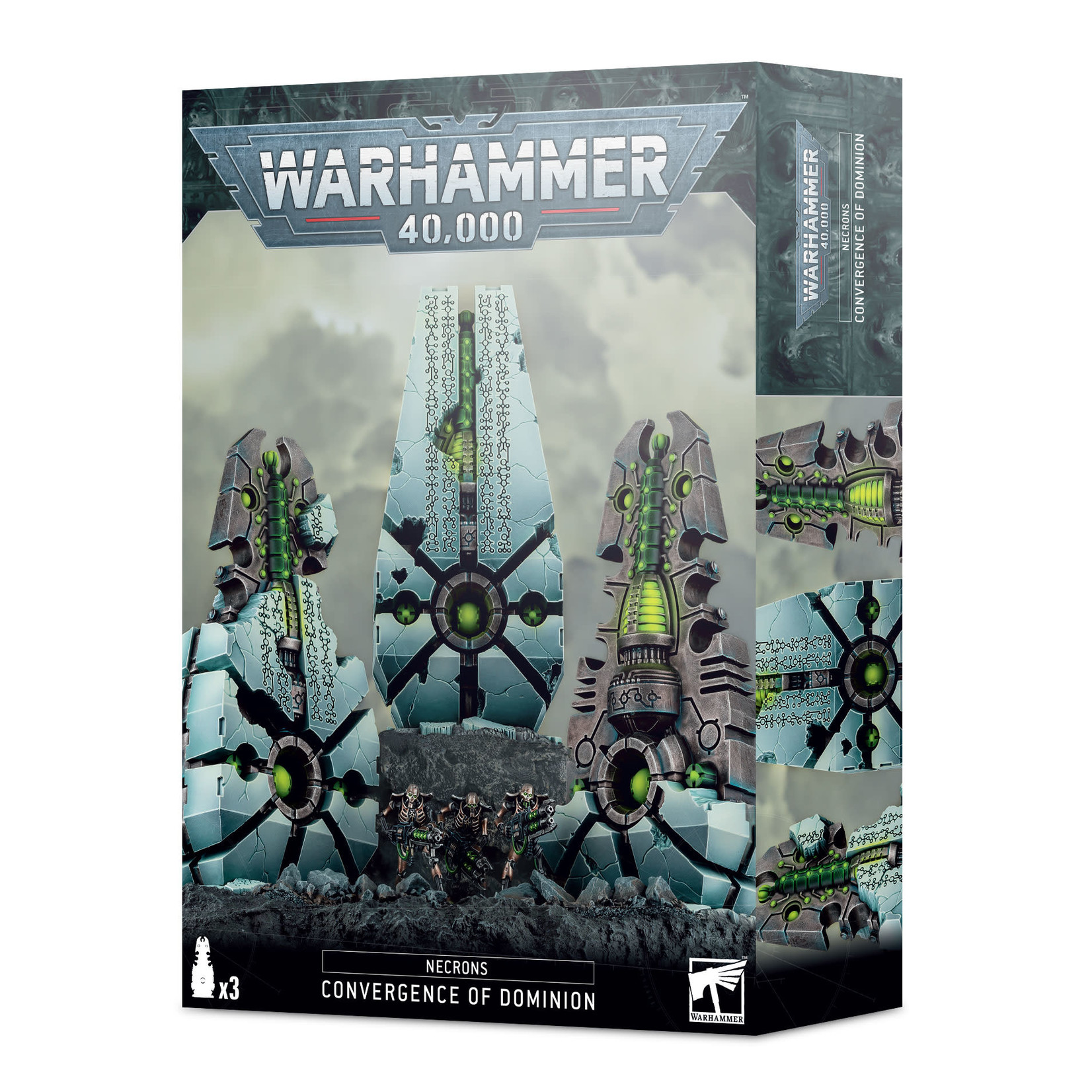 Warhammer 40K Convergence of Dominion