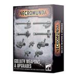 Necromunda Goliath Weapons & Upgrade