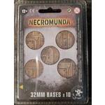 Necromunda Necromunda 32mm Bases (10)
