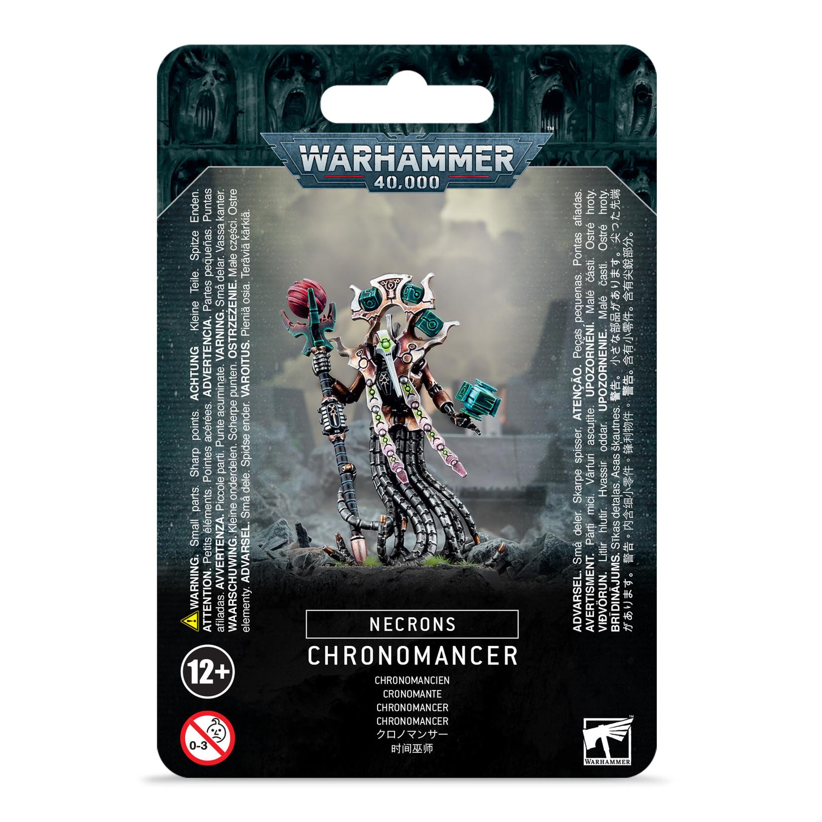 Warhammer 40K Necrons Chronomancer